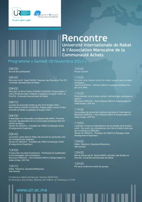 PROGRAMME CONFERENCE AMCA_IUR_compressed